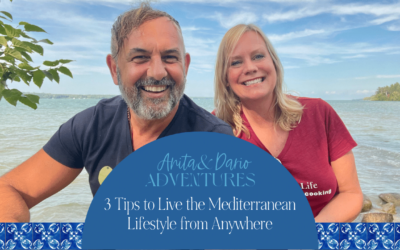 Learn to Live the Mediterranean Lifestyle from Anywhere