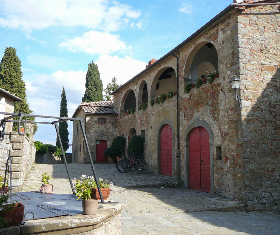 Architectural wonders of Monte San Savino
